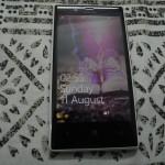 nokia lumia 720 lock screen