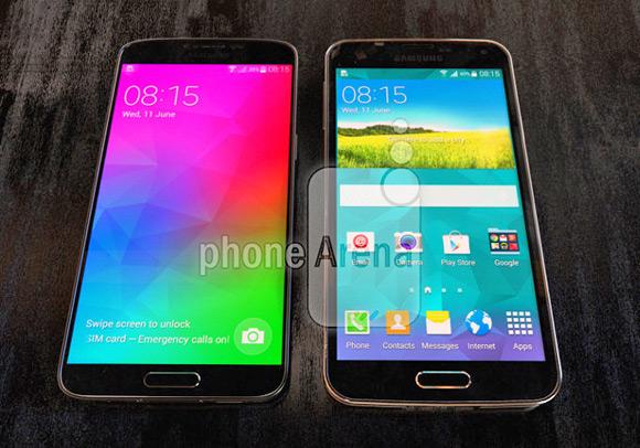 Samsung Galaxy F aka S5 Prime