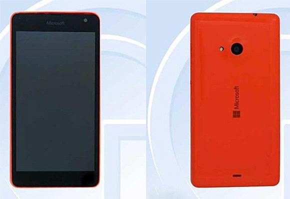 Microsoft Lumia RM 1090