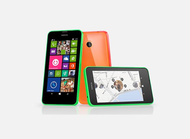 Microsoft Nokia Lumia 635 1GB
