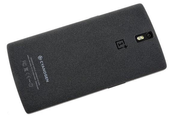 OnePlus One with Cyanogen Branding